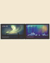 #4203S- 41¢ Polar Lights