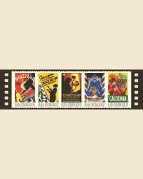 #4336S- 42¢ Vintage Black Cinema