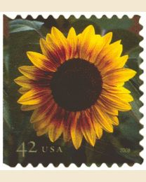 #4347 - 42¢ Sunflower