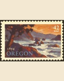 #4376 - 42¢ Oregon Statehood