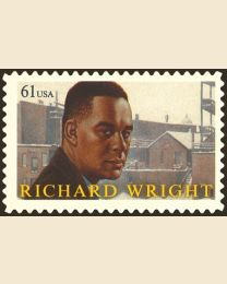 #4386 - 61¢ Richard Wright
