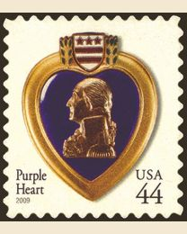 #4390 - 44¢ Purple Heart