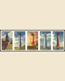 #4409S- 44¢ Gulf Lighthouses