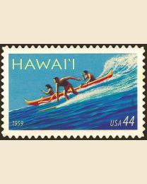 #4415 - 44¢ Hawaii Statehood