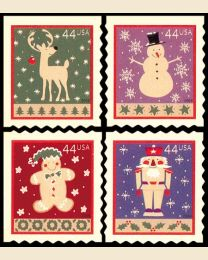 #4429S- 44¢ Christmas (small size)