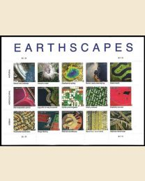 #4710- (45¢) Earthscapes