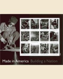 #4801- (46¢) Building a Nation
