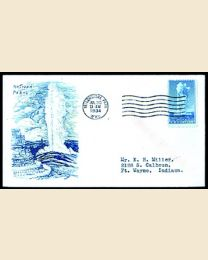 # 740S - National Parks: FDC