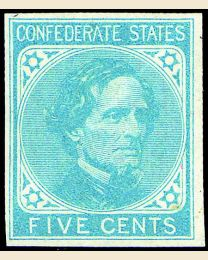 Confederate #6 with small faults