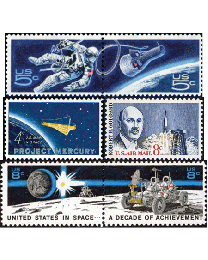 18 Mint US Space