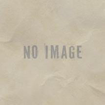 #637 - 5¢ T. Roosevelt: Plate Block