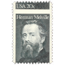 US #2094 20¢ Herman Melville