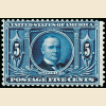 5¢ McKinley