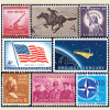 44 Mint U.S. Stamps - Only $2.00