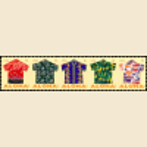 #4592S- 32¢ Aloha Shirts sheet
