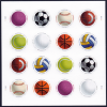 #5203 - (49¢) Sports Balls