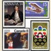 1947-1957 Canada Commemoratives