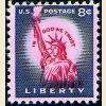 #1041 - 8¢ Liberty
