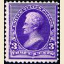 # 221 - 3¢ Jackson