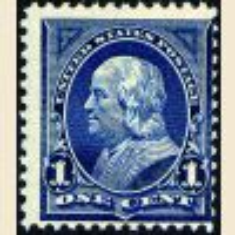 # 264 - 1¢ Franklin