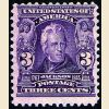 # 302 - 3¢ Jackson