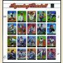 #3408 - 33¢ Baseball Legends