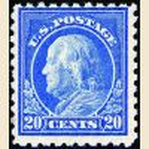 # 438 - 20¢ Franklin