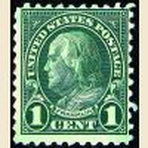 # 581 - 1¢ Franklin