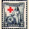 # 702 - 2¢ Red Cross
