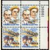 #C91S- 31¢ Wright Brothers: Plate Block