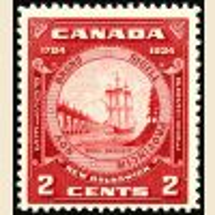 #210 2¢ New Brunswick