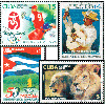 Cuba 2008 Year Set