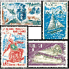 1970 France Commemorative Year Set