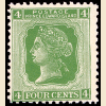 4¢ Prince Edward Is. #14
