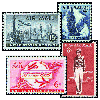 25 Mint US Airmails