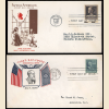 1000 First Day Cover