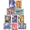 STAMPS FROM THE ETERNAL CITY!