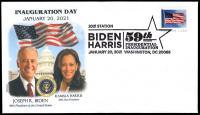 2021 Biden Inaugural Cover