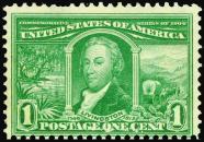 1¢ Robert R. Livingston