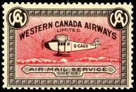 1927 Canada Semi-Official Airmail