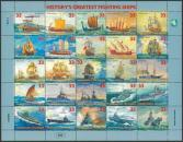 History's Greatest Fighting Ships
