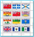Canada Provincial & Territorial Flags