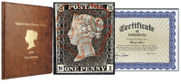 The 1840 Penny Black