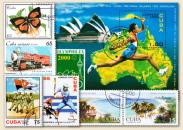 Cuba Stamp Embargo Lifted!