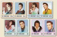 World's First Elvis Stamps
