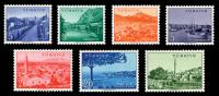 Turkey 1958-1960 Complete Mint Set of 134