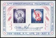 1956 FIPEX Mint Sheet