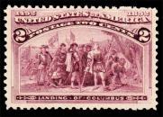 2¢ Landing of Columbus - Save 40%