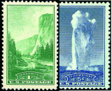 Majestic National Parks Set