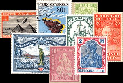 Kenmore Stamp
